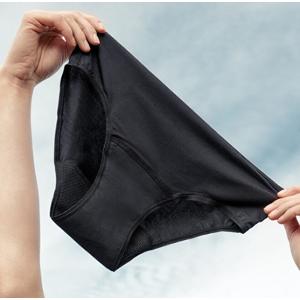 Snuggs Menstruační kalhotky SNUGGS - pro slabou a střední menstruaci XL