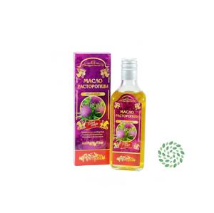 Specialist - 100% Olej ze semen ostropestřce mariánského, za studena lisovaný - 100 ml/250 ml Objem: 250 ml