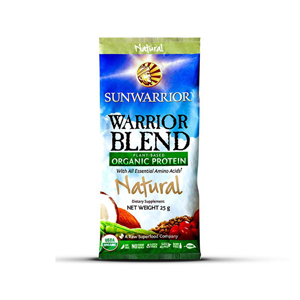 Sunwarrior Protein Blend BIO natural 25 g