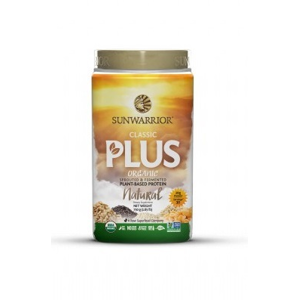 Sunwarrior Protein Plus BIO natural 750 g