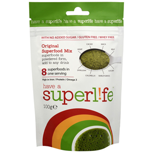 Superlife Superlife 8Superfood Mix 300 g