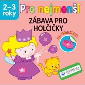 SVOJTKA & Co., s.r.o. Pro nejmenší zábava pro holčičky