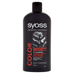 Syoss Color Luminance & Protect Šampon  500 ml