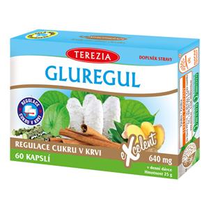Terezia Company Gluregul 60 kapslí - SLEVA - pomačkaná krabička