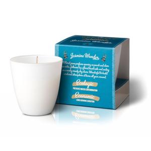The Greatest Candle Vonná svíčka ve skle 130 g Jasmínový zázrak