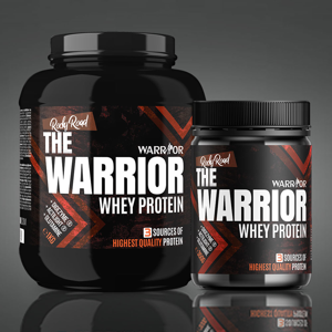 The Warrior Whey Protein Rocky Road 350g Rocky Road 350g