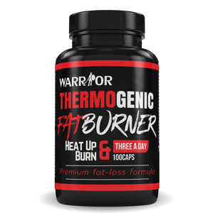 Thermogenic Fat Burner - Termogenní spalovač tuků 100 caps 100 caps
