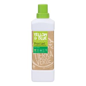 Tierra Verde Prací gel bez vůně (lahev 1 l)