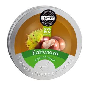 Topvet Kaštanová mast 50 ml