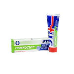 Twinstec 911+ GRIBKOSEPT - gel-balzám na plísňové infekce - 100 ml