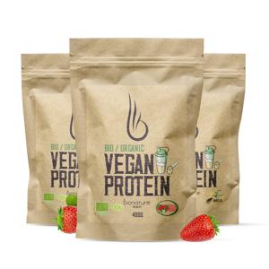Vegan Protein - Bio Organic 400g Vanilla