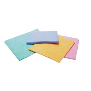 Vlies mycí hadr, viskóza, rozměry 60 x 70 cm, různé barvy