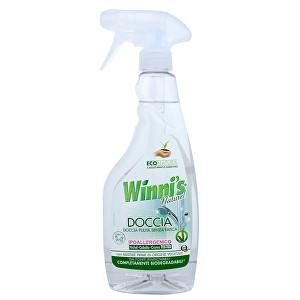 Winni´s Doccia čistící prostředek na sprchové kouty 500 ml - SLEVA - CHYBÍ ČÁST OBSAHU