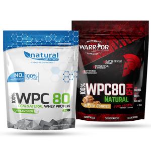 WPC 80 CFM Natural 1kg Mocca 1kg Mocca