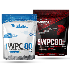 WPC 80 - syrovátkový whey protein Butter Cookies 2kg Butter Cookies 2kg